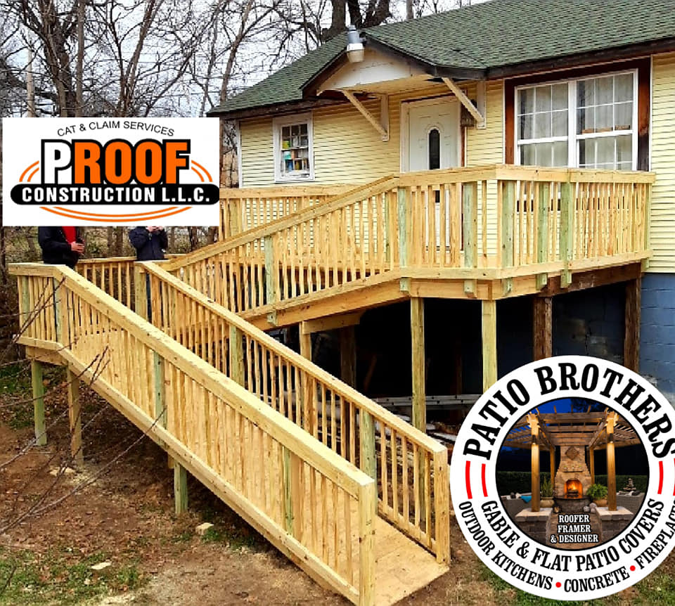 Proof Construction & Remodeling in Tulsa