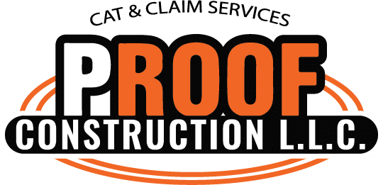 Proof Construction Roofing & Remodeling Company in Tulsa Logo 3D